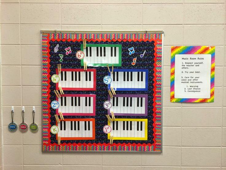 behaviour chart The Journey of an Elementary Music Teacher: Happy New Year!