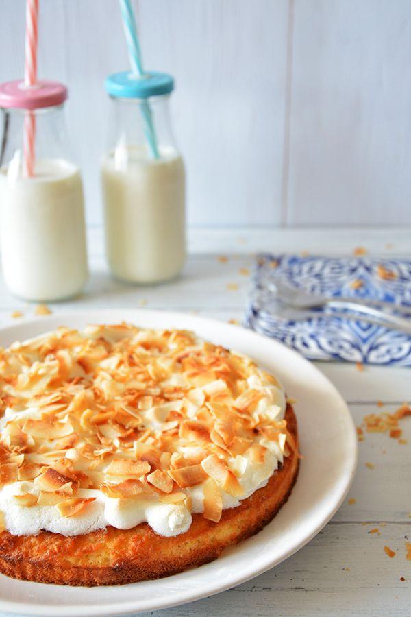 sugarfree dots: piña colada torta #laktózmentes #cukormentes #gluténmentes #tejmentes
