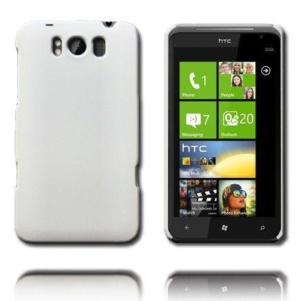 Hard Shell (Hvit) HTC Titan Deksel