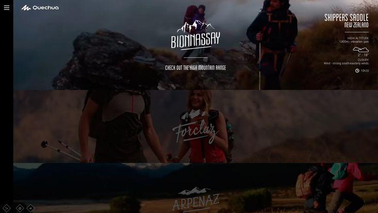 Quechua - Look Book Spring Summer 14