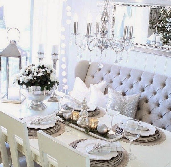 Lush Fab Glam Blogazine: Home Design Inspiration: Fabulous Dining Table Decor.