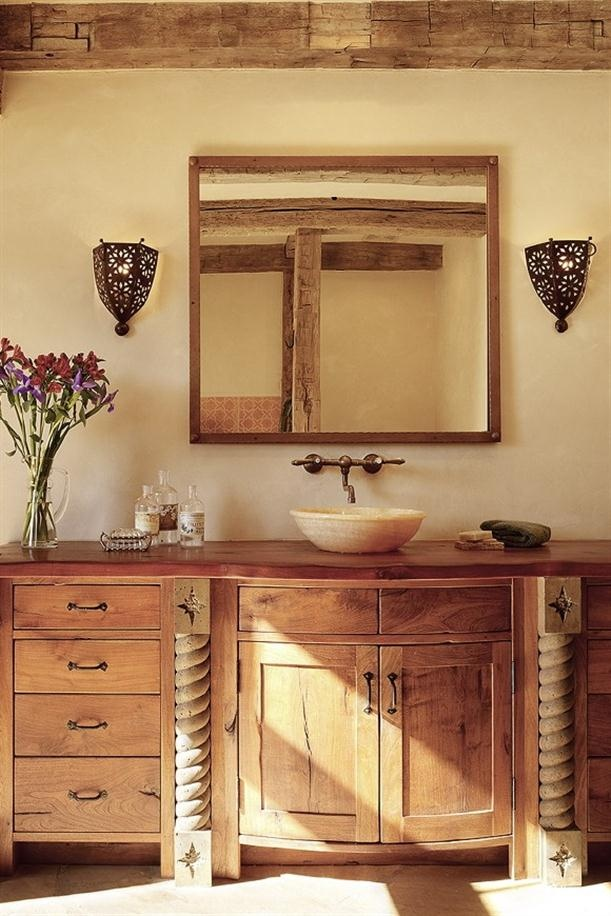 13 Best Images About Bathroom Ideas On Pinterest Traditional Bathroom Rustic Barn And Trough Sink