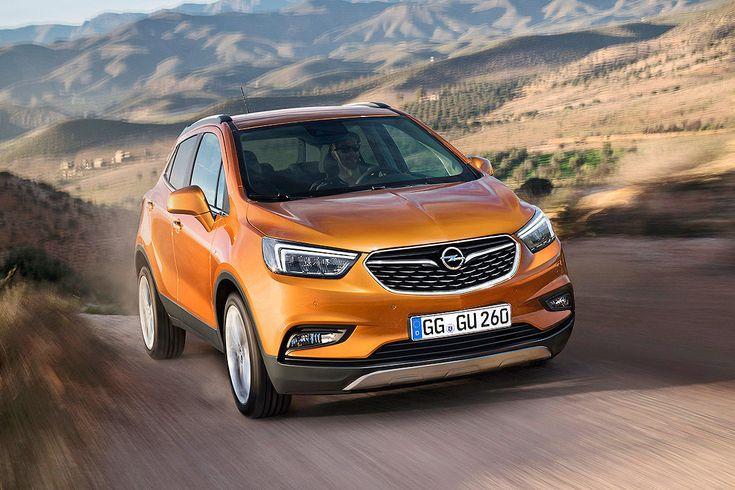 Opel Mokka X (Genf 2016): Vorstellung