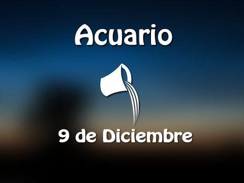Horóscopo de Hoy: Acuario 9 de Diciembre, 2014