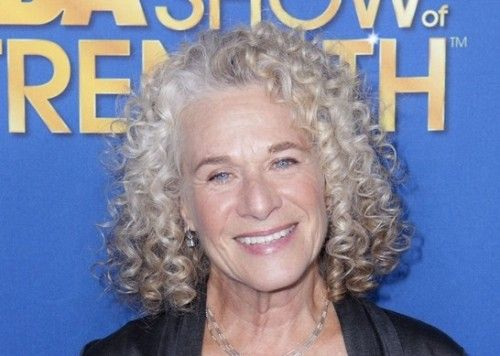 Carole King, 70. I have always thought she was so beautiful and she has just gotten more so with age..
