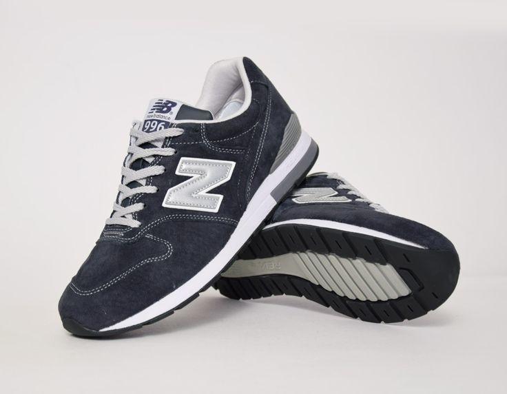 blauwe new balance sneakers mrl996em