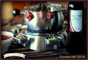 MEAT FONDUE RECIPES: Asian Teriyaki Marinade for Beef Fondue