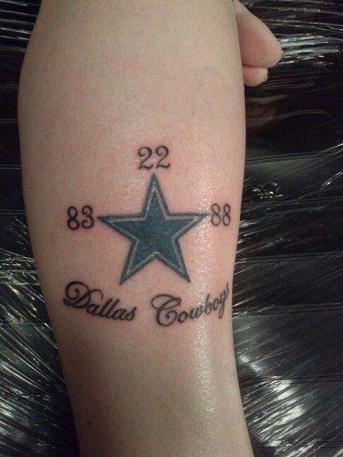 Best 25 dallas cowboys tattoo ideas ideas on pinterest - Dallas cowboys tattoo ideas ...