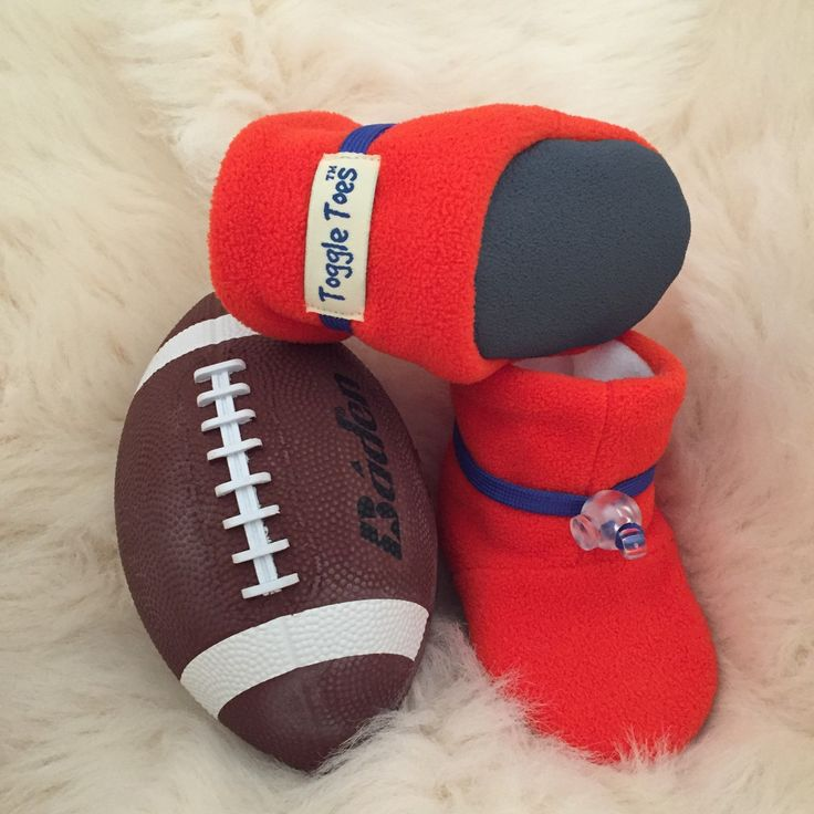 NFL, Denver Broncos, University of Florida, University of Illinois ,soft sole shoe, toddler size 12-24 months or baby shoe size 4-6 by ToggleToes on Etsy