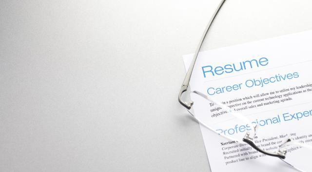 Check Out These Great Resume Examples