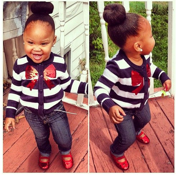 I can totally see my daughter in this!! KIDSFASHION_INSPIRATIONAL