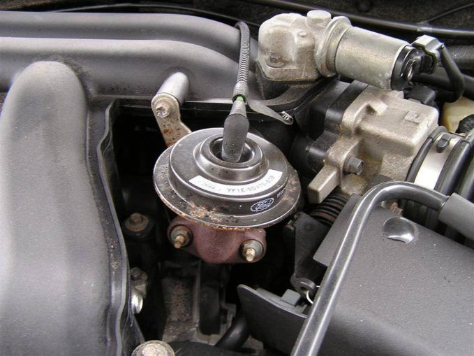 Egr Valve Exhaust Gas Recirculation Valve What Should You Know