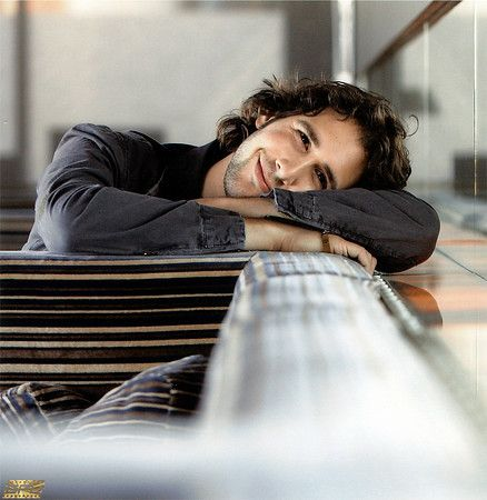 Josh Groban!! Been to every concert that he came to my town, he is cute, funny, sings great, great personality, and loves his dog! So cute :3 LOVE YEAH JOSH