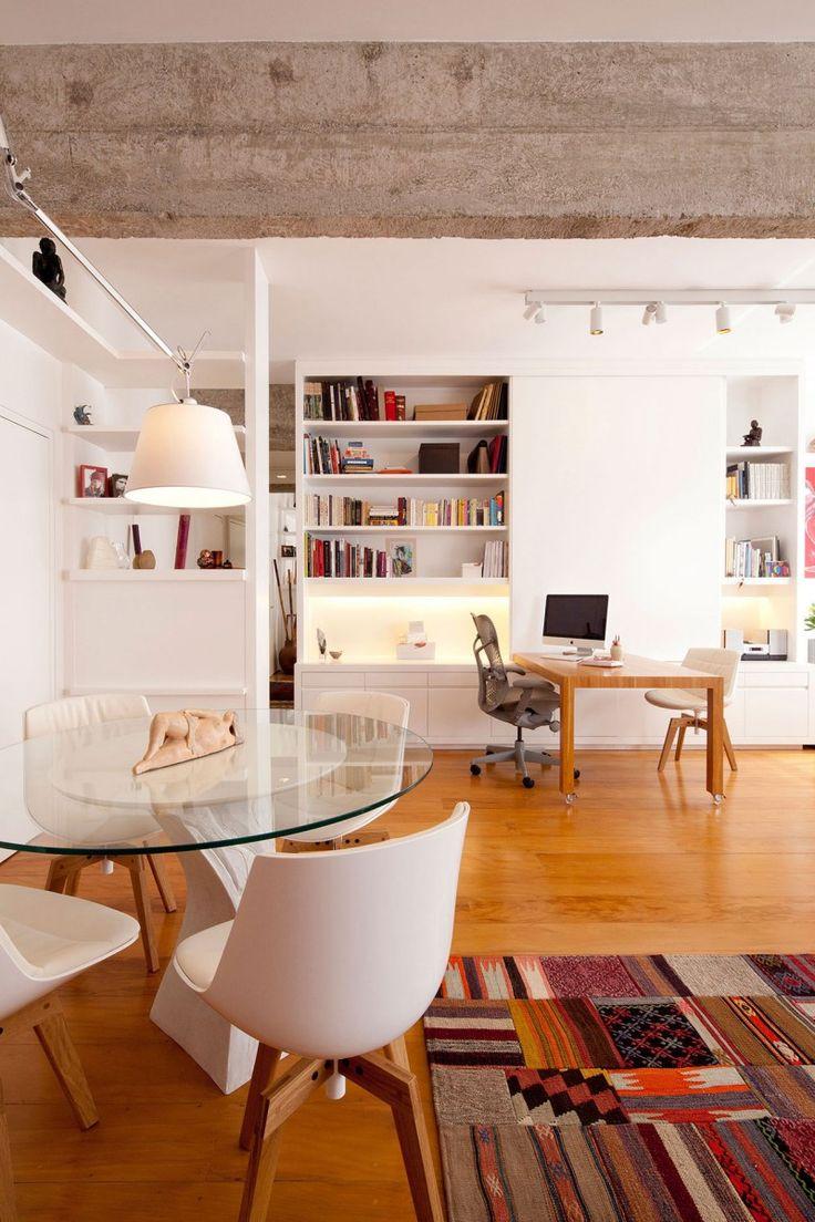 Apartamento YN by a:m studio de arquitetura