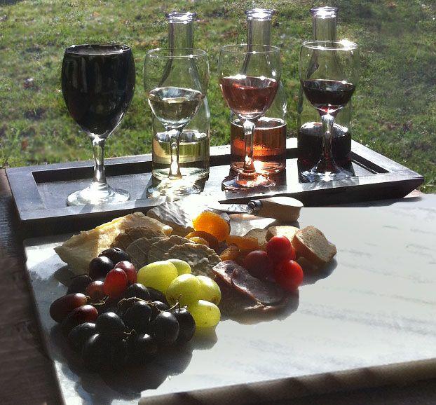 Our Wine Sampler  - Yum