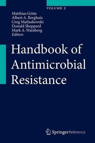 Handbook of Antimicrobial Resistance Pdf Download e-Book