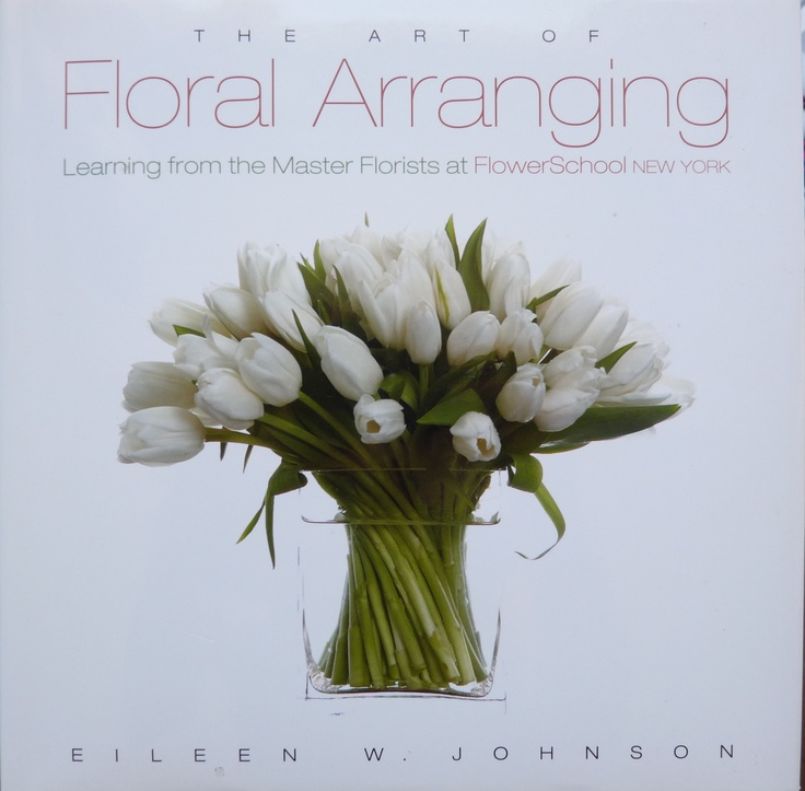 The Art of Floral Arranging book