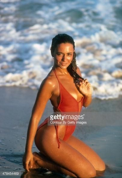 Maria João mother of Jordana Brewster and the only Brazilian to grace the cover of Sports Illustrated Swimsuit issue 1978.