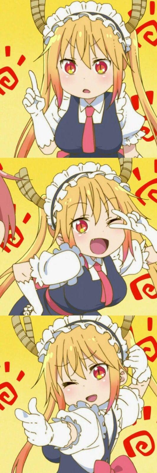 """THOOOOORU!!!! (a Kobayashi """"gritando"""" o nome da thoru é muito engraçado :v)"""