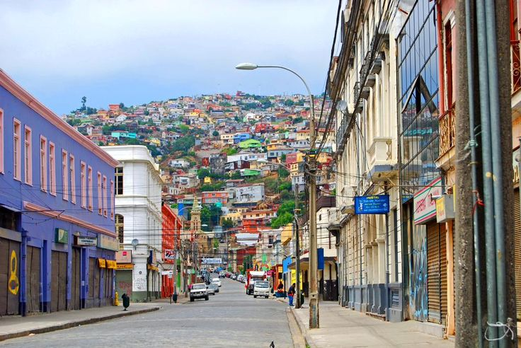 Valparaiso, Chile, photo by Radio Oasis FM