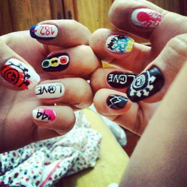 Mejores 17 imágenes de nails en Pinterest | Uñas bonitas, Arte de ...