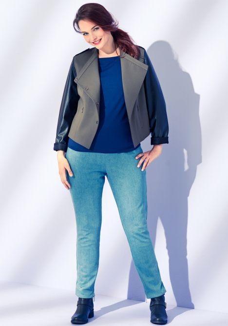 XL-kokoinen jakku ja housut SK 2/14.