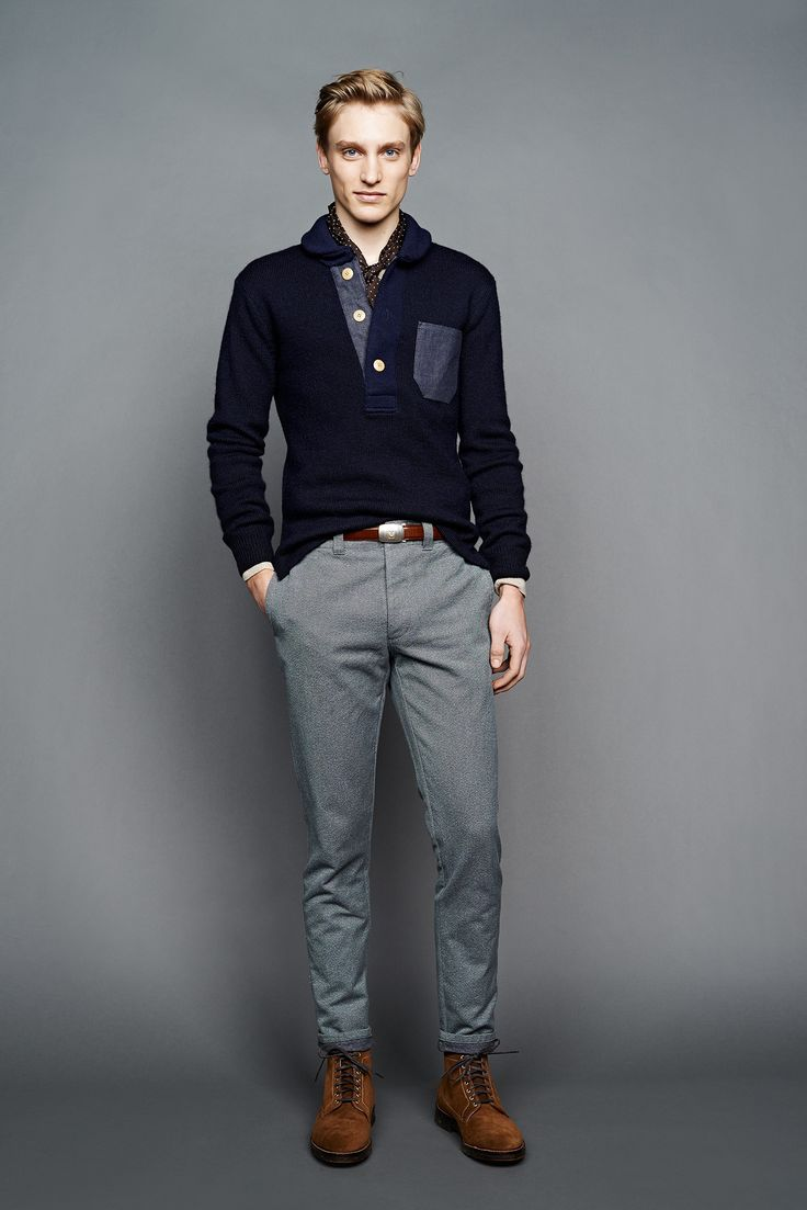 J crew fall 2015 menswear collection gallery style for J crew mens looks