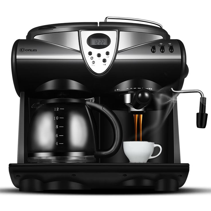 Free shipping Italian American coffee machine dual use commercial integrated automatic Coffee machine //Price: $US $280.00 & FREE Shipping //     #clknetwork