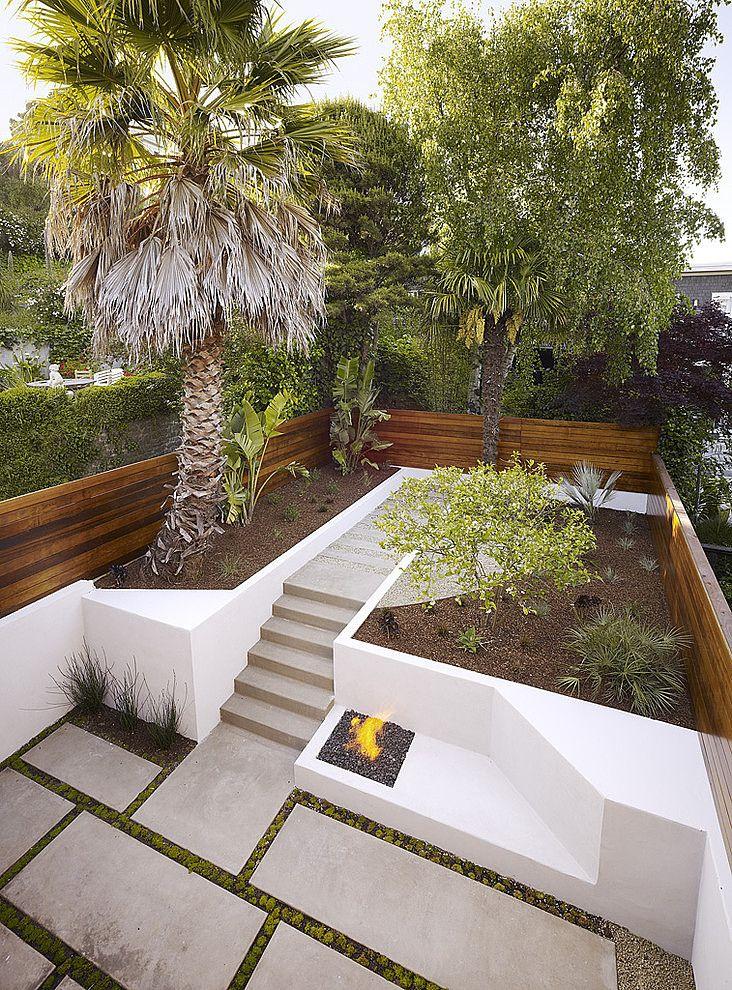 Garden Ideas Concrete Yard 120 best concrete grass / gravel strips images on pinterest