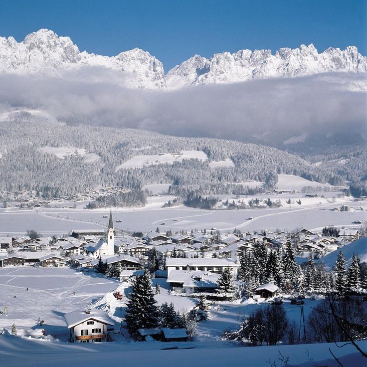 """Ellmau, Austria 1 week per jaar """"thuis"""""""