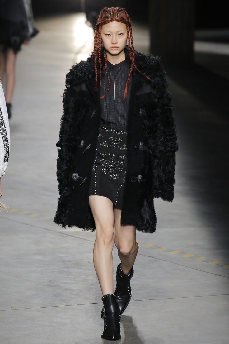 Diesel Black Gold Fall 2018 Menswear Fashion Show Collection