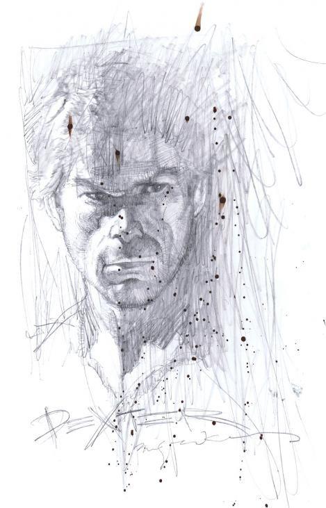 Dexter by Bill Sienkiewicz