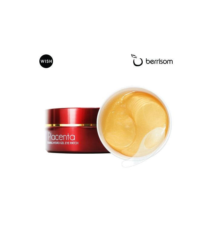 Placenta Firming Hydro Gel Eye Patch will help to reborn with youth restored to the eye area.