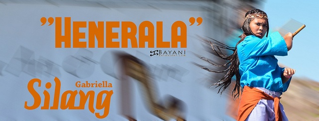 "Gabriella ""Henerala"" Silang by Iranotion*, via Flickr"