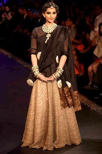 Sonam Kapoor- One of the few women in Bollywood with an actual sense of style!