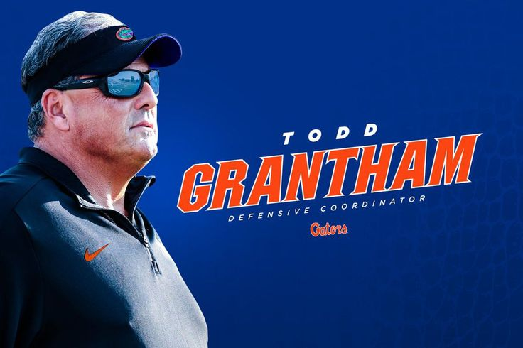 Chomping at Bits: Gators add Todd Grantham as defensive coordinator; commitment from 2018 OT recruit Chris Bleich