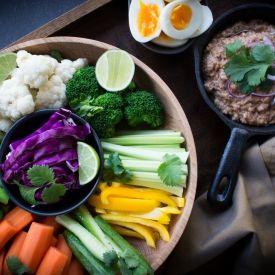 Healthy Satay Sauce (Sans Peanuts) [well nourished]