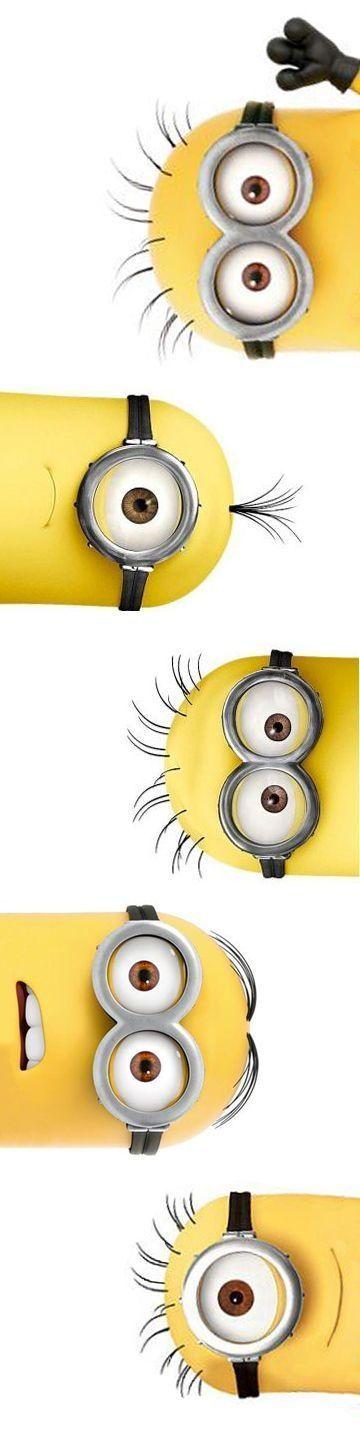 Os Personagens Amarelos da Ficção http://wnli.st/1FDQw5t #Minions