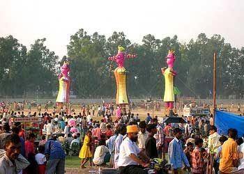 Ravan Dahan - Navratri Festival