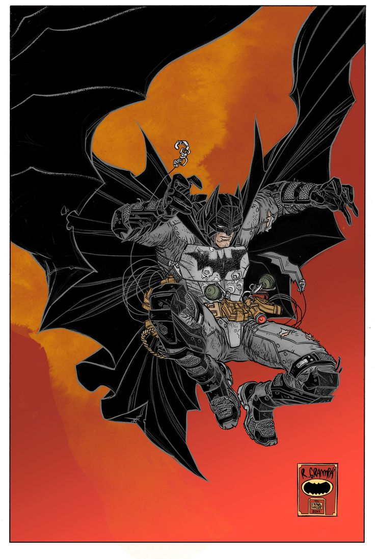 Batman :Rafael Grampa