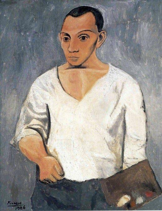Pablo Picasso (1906)