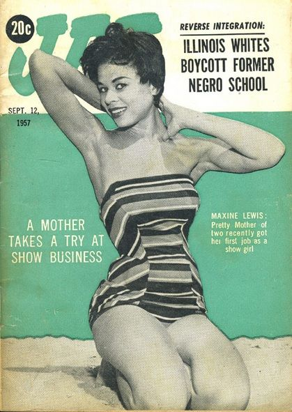 Vintage Jet Magazine Covers - beach, swimsuit, Vintage Magazines, Vintage Pin Ups, 16 stone vintage, 1950's, beach, fashion, glamour, natural, pin up, pin up girls, retro, summer, vintage, vintage clothing - mom.jpg (419×591)