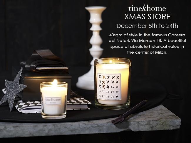 ♥ http://tinekhome.blogspot.dk/2012/12/xmas-store-in-milan.html