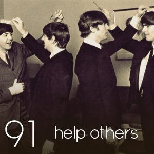 #91 ~ Help others