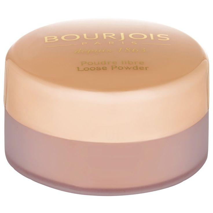 Bourjois Face Make-Up pudra culoare 02 Rosy 32 g