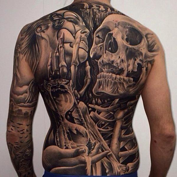 Best Tattoos of 2014 - Part 1