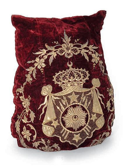 Late 18th Century Turkish Embroidery Sarma Tecnique