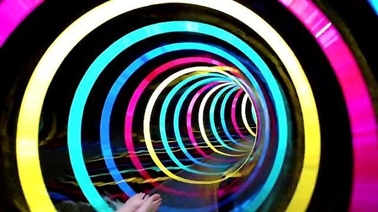 "GERMANY – Bad 1/Spaßbad swimming pool facility, Bremerhaven. This facility is located at Kurt-Schumacher-Straße 14 & Hans-Böckler-Straße in the Leherheide-West neighbourhood. The water chute, which contains multicoloured LED lights, has been dubbed ""The Black Hole."" https://www.google.ca/maps/place/Bad+1/@53.5866892,8.5937775,14z/data=!4m5!3m4!1s0x47b6b1e9c96b3e6d:0x68a836cc77aed1ad!8m2!3d53.5866892!4d8.611287"