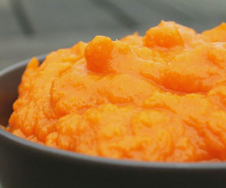Sütőtök püré - Nemzeti ételek, receptek