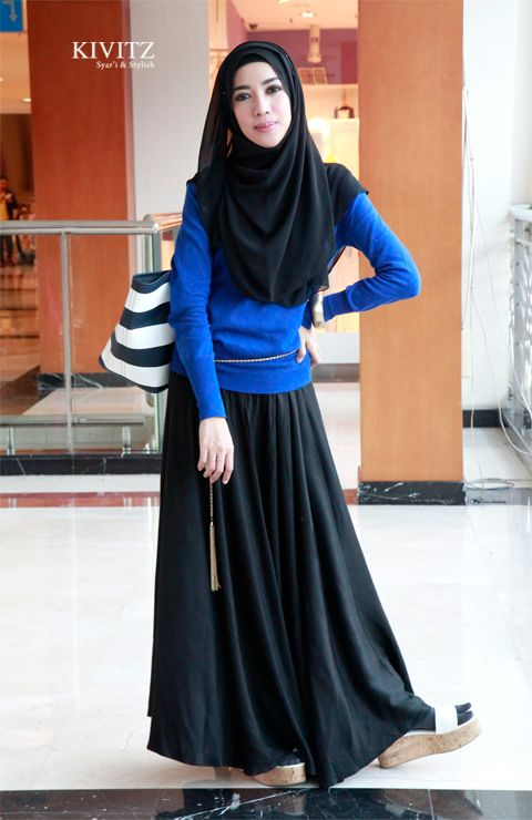KIVITZ, Fitri Aulia #hijab #hijabfashion